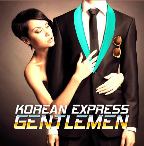 Korean Express - Gentlemen [CD]