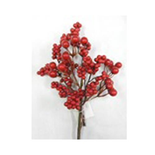 "Gerson 2245330TV 6"" Mix RED Berry Pick"