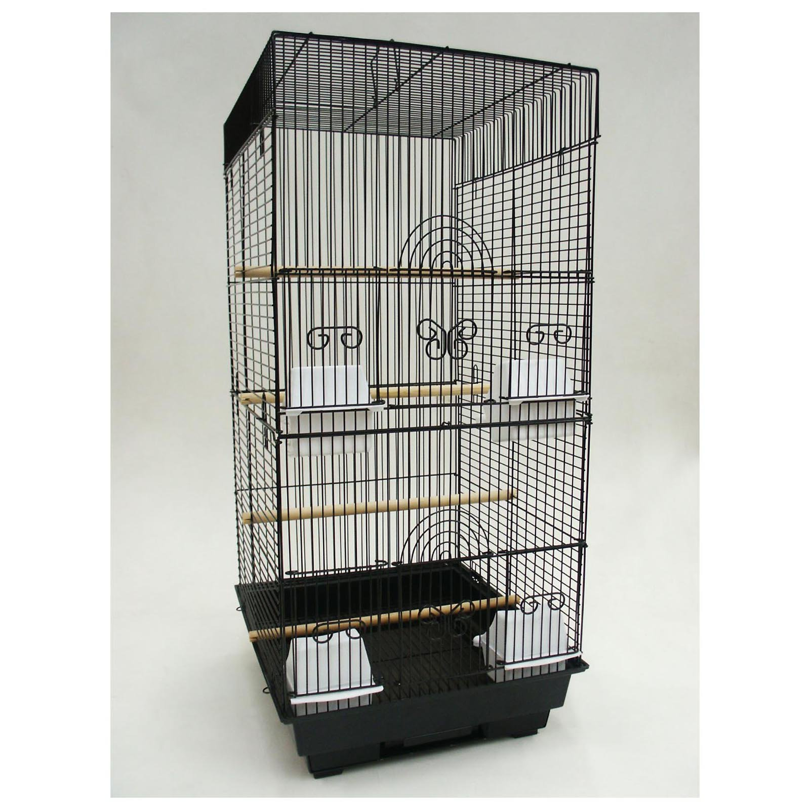 YML Four Perch Bird Cage with Optional Stand