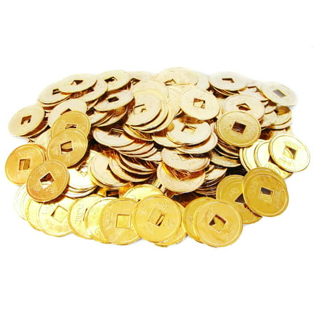 10 of Chinese Coins (Chinese Coins)