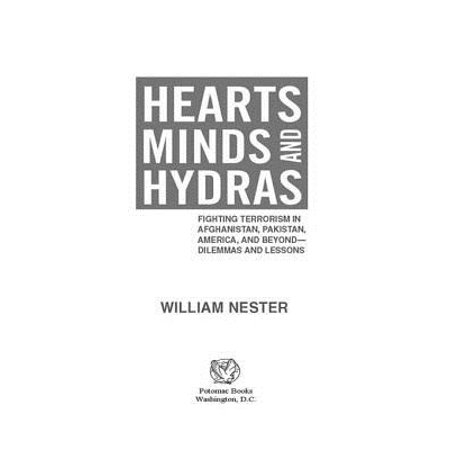 Hearts, Minds, and Hydras: Fighting Terrorism in Afghanistan, Pakistan, America, and Beyond--Dilemmas and Lessons - eBook