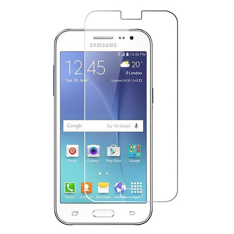 Arc® Samsung Galaxy J1 2016; AMP2 Tempered Glass Screen Protector