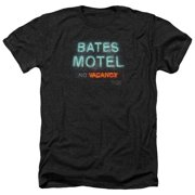 Psycho Bates Motel Mens Heather Shirt