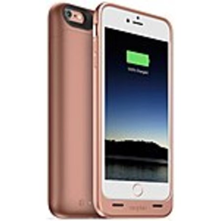 Mophie juice pack Case - For iPhone 6 Plus, iPhone 6S Plus - Rose (Refurbished) ()