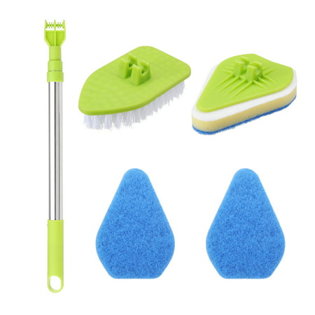 Bathroom Scrubber Bathtub Cleaner Kitchen Window Scrubbing
