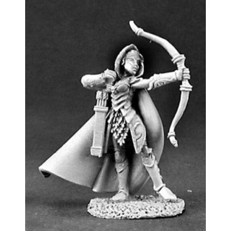 Alistrilee Elf Archer Miniature 25mm Heroic Scale Dark Heaven Legends Reaper (Elf On The Shelf Sales Figures 2015)
