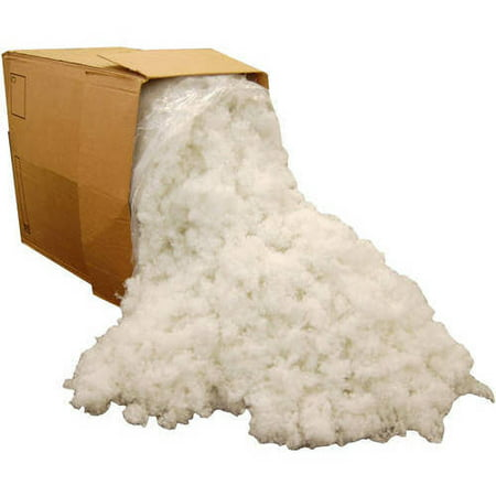 Morning Glory Cluster Stuff Polyester Fiber - 11.25 lb. Box