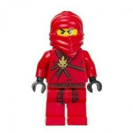 Kai (Red Ninja) Lego Ninjago Minifigure (Kai The Red Ninja)