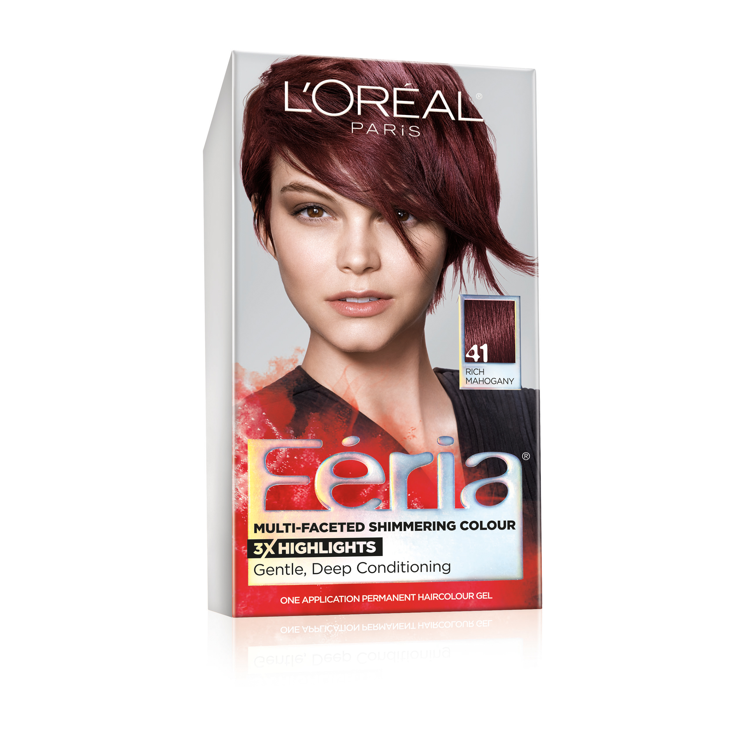 Loreal Paris Feria Hair Colors