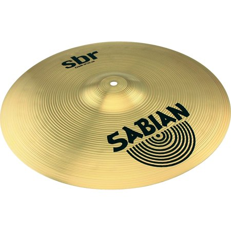 Sabian SBr Crash Cymbal 16 (5 Series Rock Crash Cymbal)