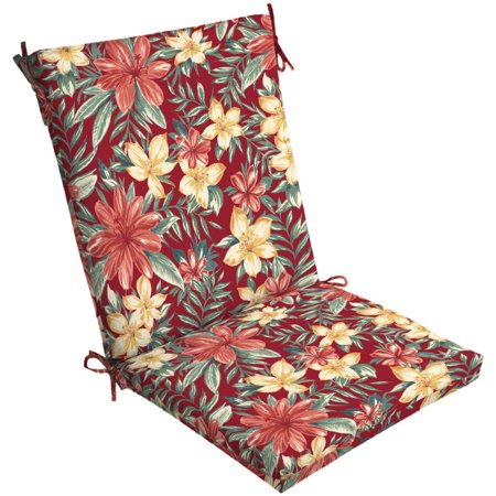 Selections By Arden Outdoor Patio Clean Finish Chair Cushion