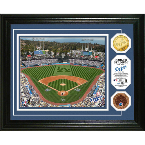 MLB Highland Mint, Angels Stadium Game Used Dirt Coin Photo Mint