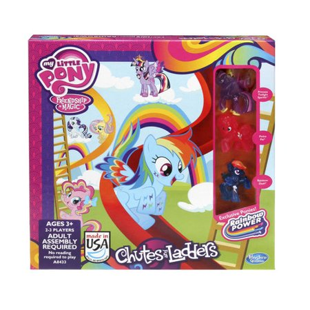 My Little Pony Chutes and Ladders Game](Chutes And Ladders Game)