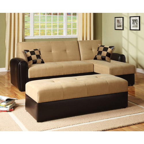 Lakeland Ottoman, Multiple Colors