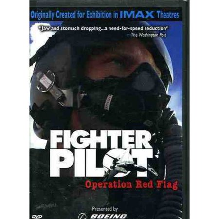 Fighter Pilot: Operation Red Flag (Widescreen, Full Frame)