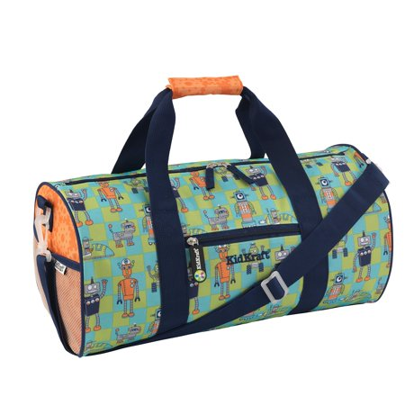 KidKraft Duffle Bag, Robot - image 2 de 3