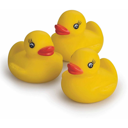 Rubber Duck, Pack of 12