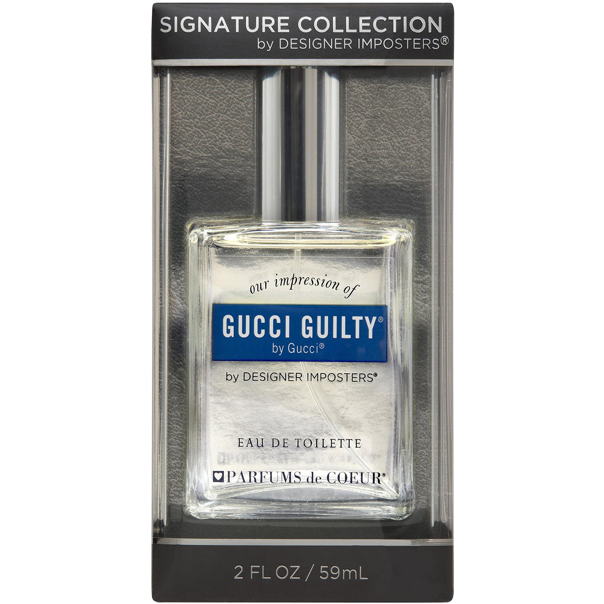 Designer Imposters Our Impression Of Gucci Guilty Eau De Toilette 2 Gulity Black For Men Fl Oz