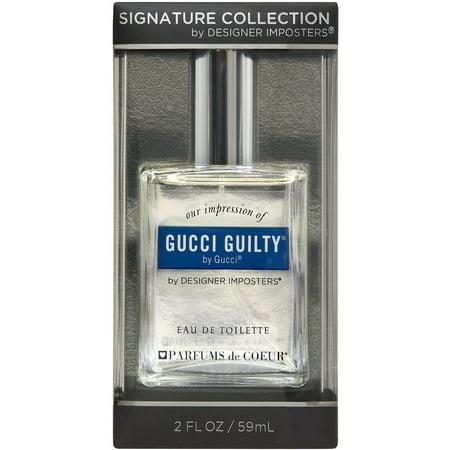 e2622e967 Designer Imposters Our Impression of Gucci Guilty Eau de Toilette, 2 fl oz  - Walmart.com