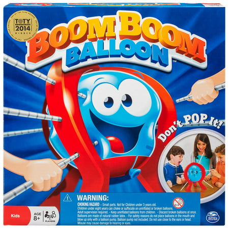 13 Days Of Halloween Game (Spin Master Games, Boom Boom Balloon)