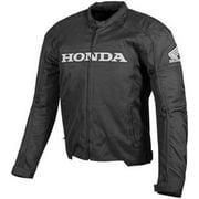 Parker Synergies Honda Supersport Mens Textile Jacket Black