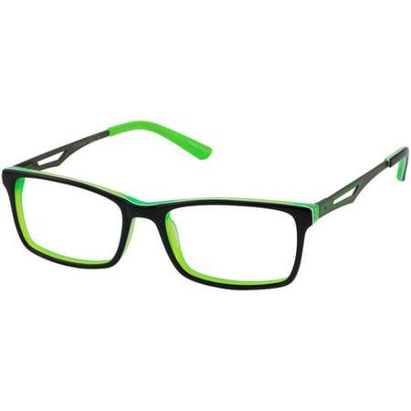 8c3238e5c62f Eyewear Designs Rectangle - Walmart.com