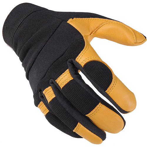 Daxx MensPremium USA Deerskin All-Purpose Gloves