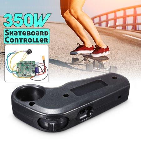 350W 10A Single Motor Electric Longboard Skateboard Controller Transmitter ESC Replace Control Modul Tool