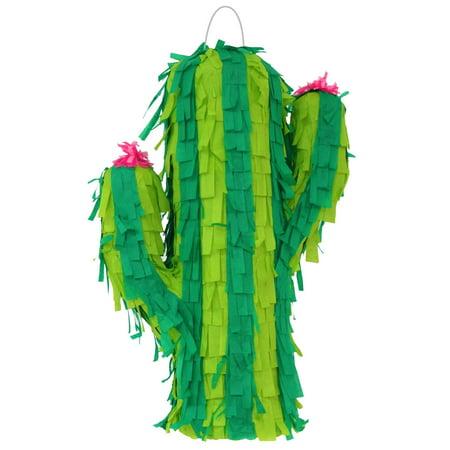 Cactus Pinata, Green, 14.5in x 21.25in (Cactus Pinata)