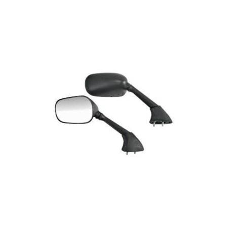 Emgo 20-49201 OEM Style Mirror - Right (Emgo Right Mirror)