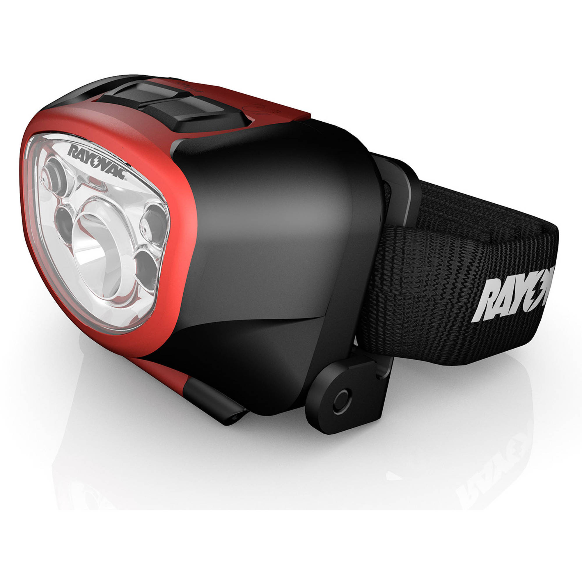 Rayovac Hands-Free 3 AAA Headlight