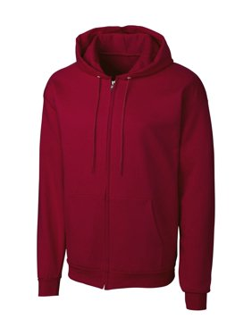 Product Image Clique Basics Men s Full-Zip Fleece Hoodie 8ba88ca0169