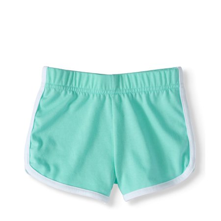 d5165625f2a57 Garanimals - Toddler Girl Solid Dolphin Shorts - Walmart.com