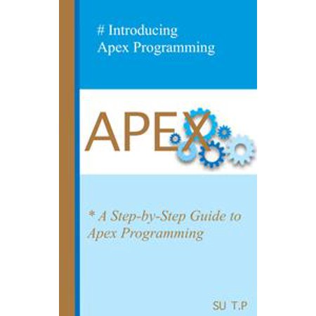 Apex Programming - eBook