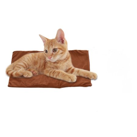 The Kitty Tube Low Voltage Heated Pet Pad Walmart Com