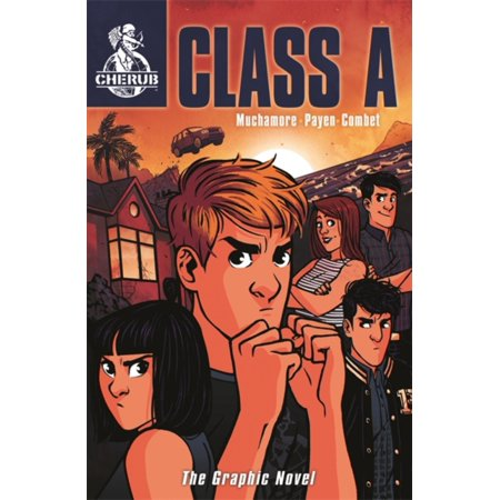 CHERUB 2 CLASS A GRAPHIC NOVEL