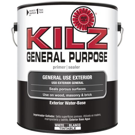 KILZ General Purpose Exterior Latex (Latex Pva Primer)