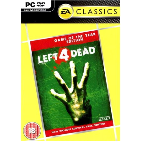 Left 4 Dead (GOTY) Game of the Year (multiplayer shooter PC