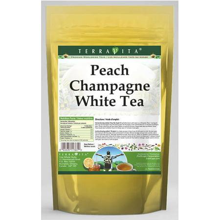 Peach Champagne White Tea (25 tea bags, ZIN: 538744)