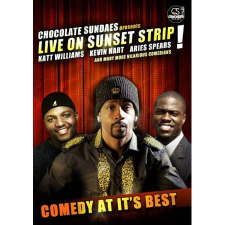 Chocolate Sundaes Presents: Live on Sunset Strip! (Live On The Sunset Strip Katt Williams)