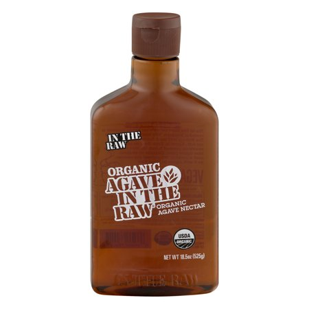 Agave In The Raw Organic Agave Nectar, 18.5 OZ Certified Organic Agave Nectar