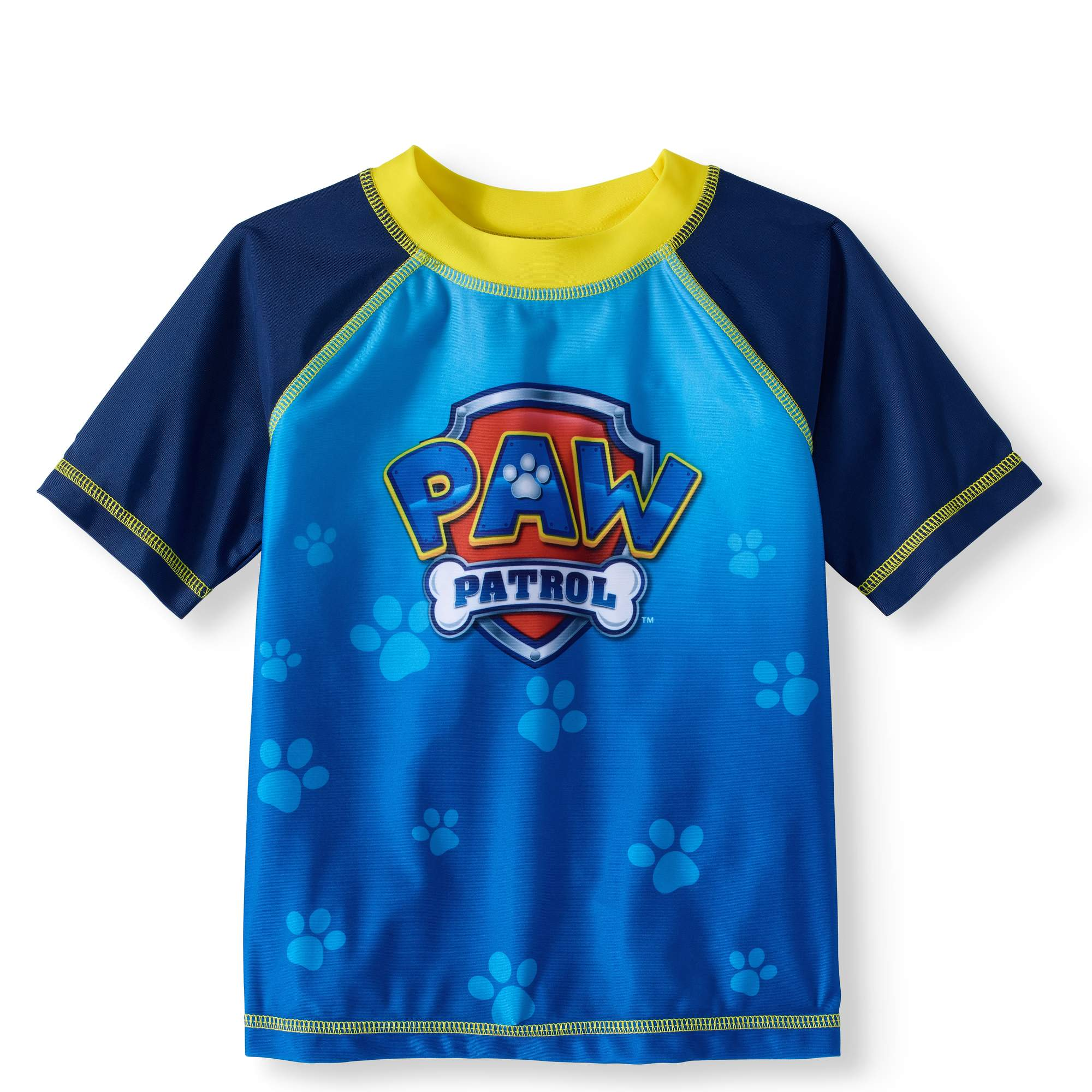 Toddler Boys' Rashguard Swim Top
