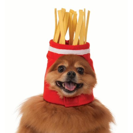 French Fries Hat, S/M - Furies Costume