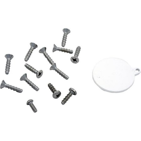 Pentair 85009700 Standard Screw Kit For Fas 100 Aboveground Pool Skimmers