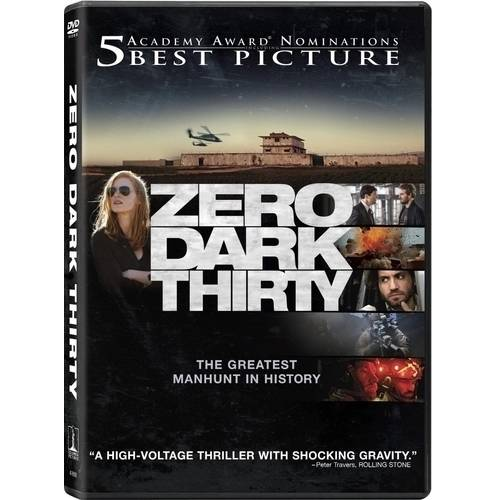 Zero Dark Thirty (With INSTAWATCH) (Anamorphic Widescreen)