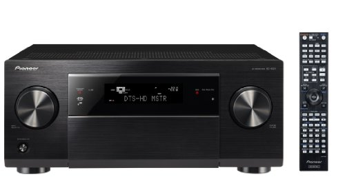 Pioneer SC-1523-K 9.2-Channel Network A V Receiver by Pioneer
