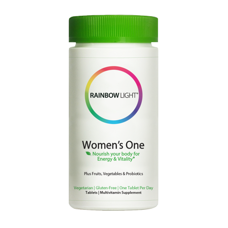 Rainbow Light Women's One Multivitamin 90 Tab