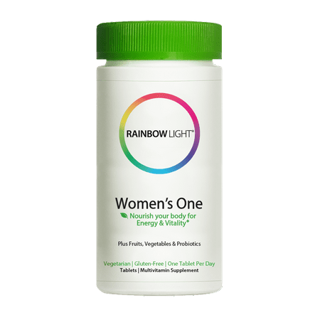 - Rainbow Light Women's One Multivitamin 90 Tab