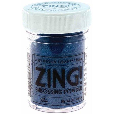 Tsukineko Embossing Powder - Zing! Metallic Embossing Powder, 1oz