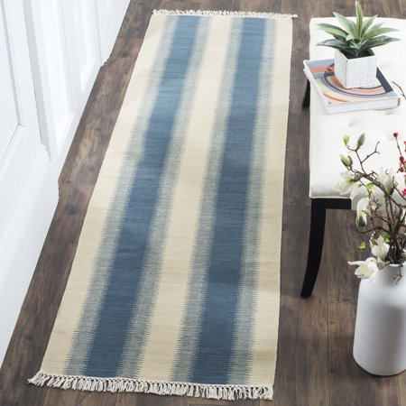 Safavieh Kilim Colten Solid Striped Area Rug or Runner ()